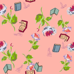 Beauty & Her Books: Blush