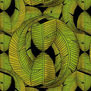 Oriental green
