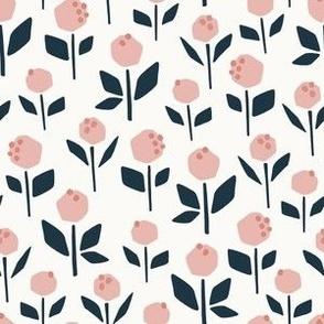 Geometric Flowers / Blooming Castle