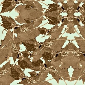 Grape_tendril_pattern_taupe-mint