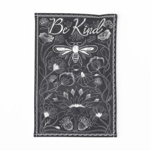 Be Kind Tea Towel