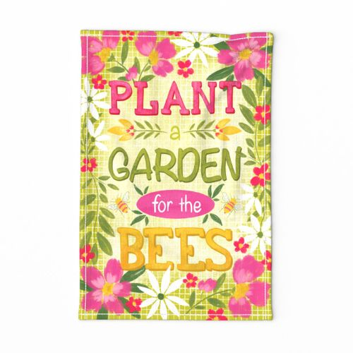 Plant a Garden For The Bees