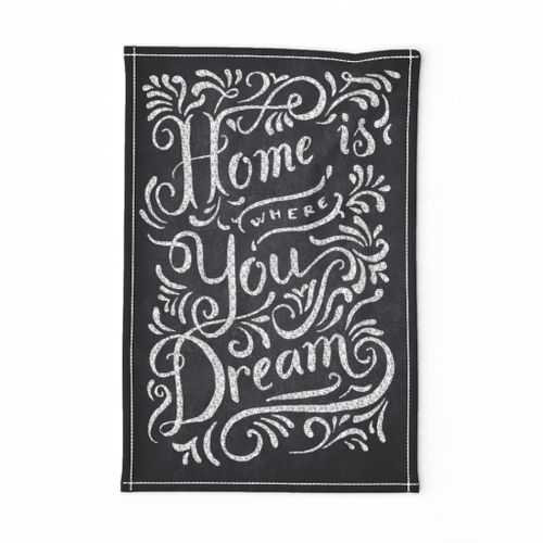 home is where you dream