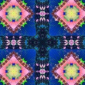 Hibiscus Blanket