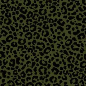 Leopard-olive