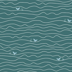 Whale Stripes