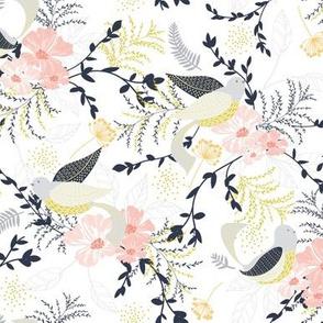 Chrysanthe Blossom Garden V03