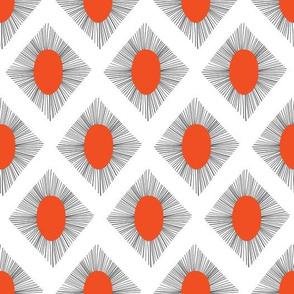 Mod Art Rhombus