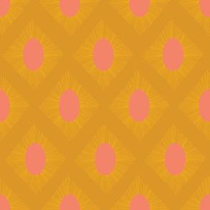 Golden Rhombus