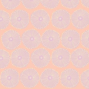Parasol in Pink and Lavender