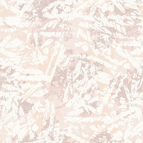 Blush Abstract Texture
