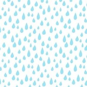 Raindrops Allover