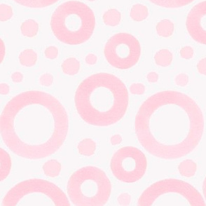 Pink Circles - Cirque Pink