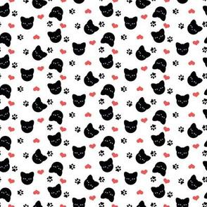 I love my kitty - Black cats