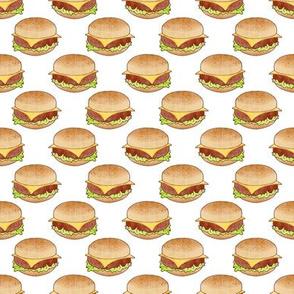 Cheeseburgers - small