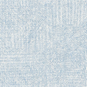 Abstract Animal Texture- Pale Blue