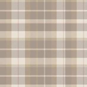 Tan Plaid