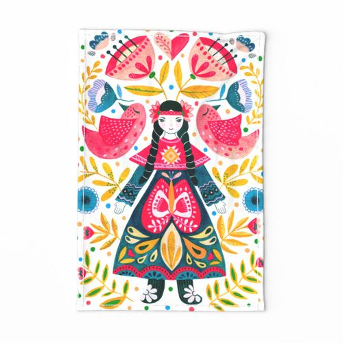 tea-towel-folk-art