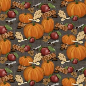 Pumpkin & Apple Pie Fixins'