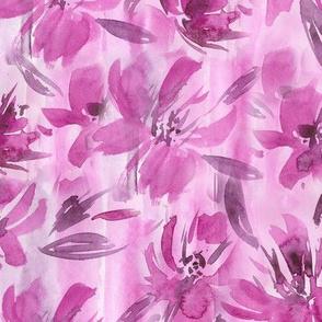 Queen's garden • watercolor florals