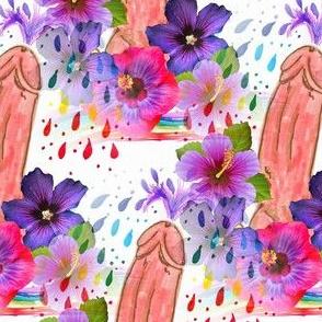hibiscus penis