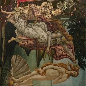 Botticelli Birth of Venus and Primavera