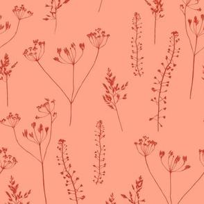 Grass/ small/pink