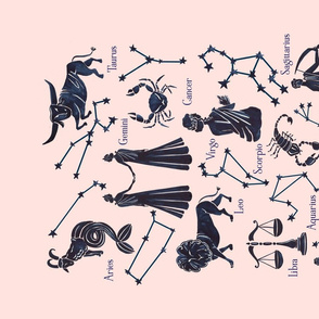 zodiac_tea_towel