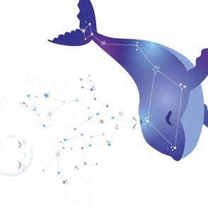 whale zodiac star