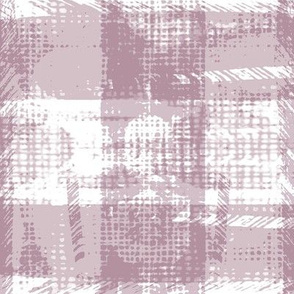 modern plaid texture light pink white