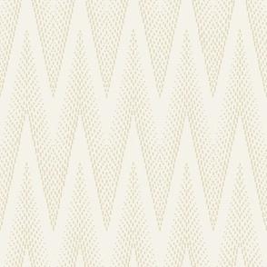 Linear Leaves - Blue&Black