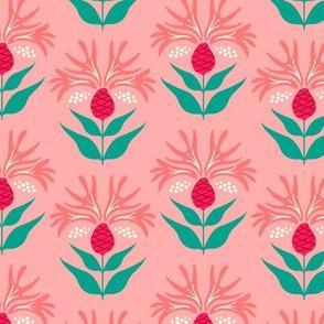 Folk-Birds_Blooms-Repeat-Cornflower