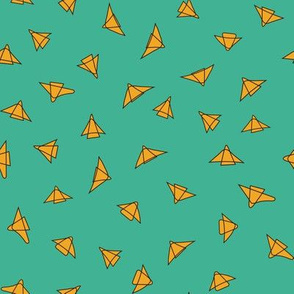paper planes by rysunki_malunki