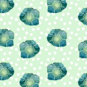 Dusk Flowers