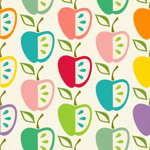 Scandi Candy Apples