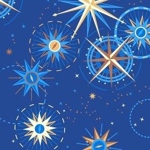 Celestial Compass {Deep Sky}