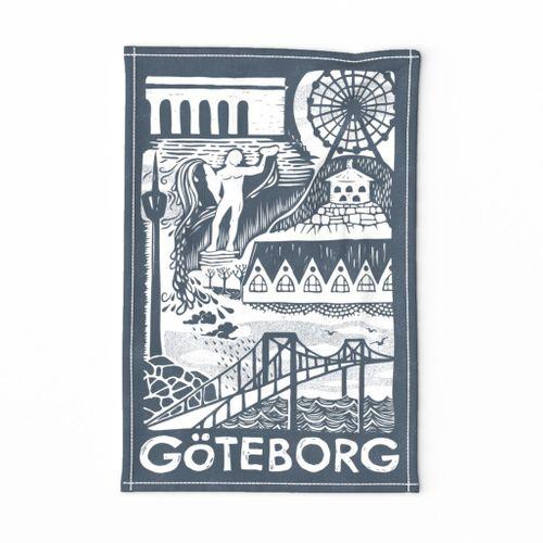 Gothenburg, Sweden (Göteborg, Sverige)