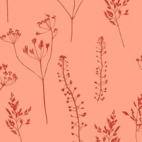 Grass/big/pink