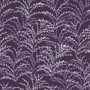 Chrysanthe Blossom - Purple