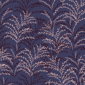 Chrysanthe Blossom - Purple Pink