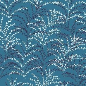 Chrysanthe Blossom Blue