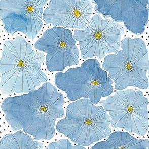 Flowerbed - Cornflower