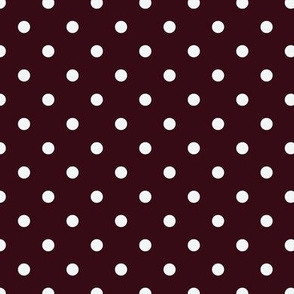 White Dots on Wine