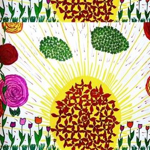 Zara's Garden of Light and Hope.