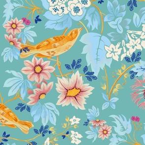 Garden Floral - duvet