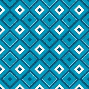 Geometric blue_05