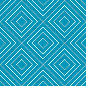 Geometric blue_011