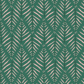 Winter Woodland Green Collection