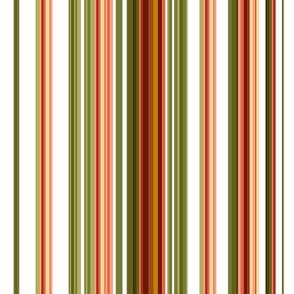 Holiday Stripes Pattern 1