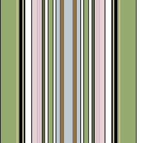 Holiday Stripes Pattern 2